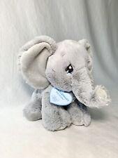 "8"" Tuk Elephant Plush Toy Stuffed Animal Soft Gift Precious Moments March 2017"