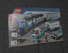 Lego 10219 Maersk Train, sealed bags but no box
