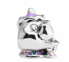MRS POTTS .925 Sterling Silver European Charm Bead DS2