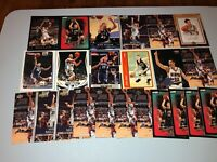 Mike Miller Lot of 24 Grizzlies 11 Different Cards Base