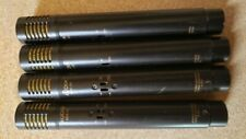 Audix ADX51 Condenser Microphone Lot of 4