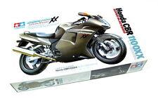 Tamiya Motorcycle Model 1/12 Motorbike Honda CBR 1100XX BLACKBIRD Hobby 14070