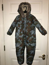 Rare! New/tags boys girls Rocha.Little Rocha snowsuit skisuit 3-4 y