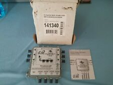 NEW DISH 141340  DP34 VIDEOPATH MUTLI-DISH SWITCH W INSTALLATION GUIDE.