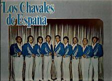 LOS  CHAVALES  DE  ESPAÑA  * 25  ANIVERSARIO  EN  AMERICA *  VINYL  ~  STEREO