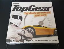 Top Gear Board Game - NEW/Sealed
