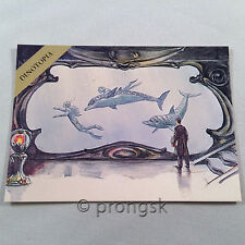 DINOTOPIA #35 Dolphin Caverns Trading Card James Gurney Collect-A-Card NM/M