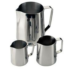 Milk Frothing Foaming Jug 2ltr/ 70oz Restaurant Cafe Catering kitchen Conical
