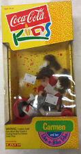 Coca Cola Kids Collectable Carmen And Her Like A Bike Trike 1993 Original Box