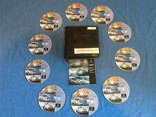 Mercedes W203 C Class DX COMAND Navigation CD Disc Disk Set # 0154 Map © 1/2004