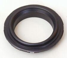 Reverse Adapter / Reversing Ring - Rollei / Voigtlander SLR Camera - 49mm
