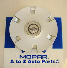 NEW 2004-2006 Chrysler Pacifica SILVER (NOT CHROME) Alloy Wheel Center Cap,OEM