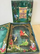Secrets of the Fairy Ring Book & 3 Toy Figures