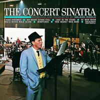 FRANK SINATRA The Concert Sinatra (1990) 8-track CD album NEW/UNPLAYED