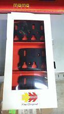 Genuine Momo Pedals technica black