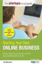 Starting Your Own Online Business: All you need to k..., Benjamin, Kim Paperback