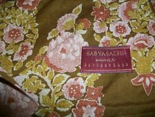 POTTERY BARN SABYASACHI MAHARANI FULL/QUEEN DUVET COVER + 2 STANDARD SHAMS