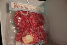 ALICE VANDERBEAR THE WILD WEST COLLECTION A TRAVELLING RODEO SHOW OUTFIT