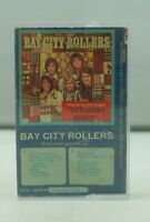 BAY CITY ROLLERS Self Titled (1975) Blue Vintage Rock Cassette Tape 5301-4049