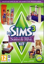 JEU PC DVD ROM./...LES SIMS 3 ...SUITES DE REVE.../...KIT....