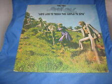 The New Seekers -We'd Like To Teach The World To Sing -Elekra Vinyl Lp [INV-23]