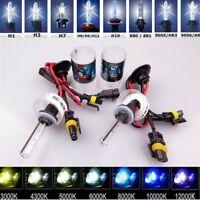 35W/55W HID Xenon Headlight Conversion Light Bulbs H1 H3 H4 H7 H11 9005 9006 H13