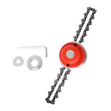 Neu Head Coil Chain Brush Cutter Garden Grass Trimmer Replace for Lawn Mower