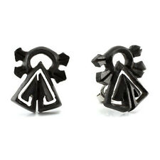 Studs (Default Title, Black) WildKlass Ra's Palace Makerpin Earring