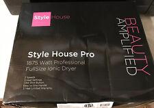 StyleHouse Beauty Amplified Style House Pro 1875Watt Ionic Dryer
