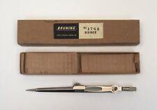Charles Bruning No. 1769 Divider In Original Box