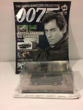 james bond 007 Living Daylights Aston Martin V8 Vantage film scene car 1.43 scal
