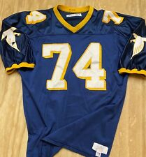 Saddle Brook Falcons VINTAGE Game Used High School Football Jersey