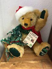 Hermann Teddy Bear Christmas Bear 2008. 16 1/8in Limited Unrecorded