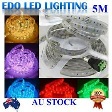 5050 RGBW 5M 300 LEDS SMD LED Strip Light 12V Waterproof + IR Controller