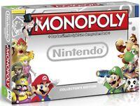 Nintendo Gamer Super Mario Monopoly Brettspiel Spiel Gesellschaftsspiel deutsch
