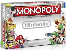 Nintendo Board Game Monopoly *german Version* Winning Moves
