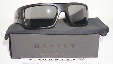 Oakley Sunglasses GASCAN SI Military Matte Black Grey OO9253-01