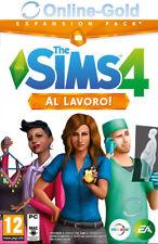 The Sims 4 Al Lavoro! Get to work DLC Pack - PC Origin codice digitale - ITA