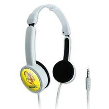 Retro 80's Gobo Fraggle Rock Novelty Travel Portable On-Ear Foldable Headphones