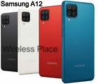 Samsung Galaxy A12 A125f 128gb 4gb Ram Gsm Unlocked International Model (new)