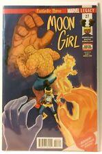 "Moon Girl and Devil Dinosaur #27 Montclare/Bustos NM ""Fantastic Three"""
