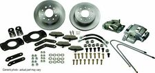 1968 Oldsmobile 442, Cutlass, F85, Vista Cruiser Front Disc Brake Conversion Kit