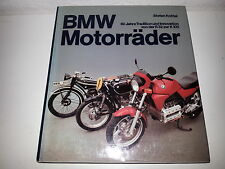 60 Jahre BMW Motorräder R32 R37 R39 R42 R52 R12 R80 R90 R100 S  K 100  K 75
