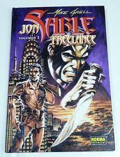 MIKE GRELL JON SABLE FREELANCE VOLUMEN 1 NORMA 2007 LIBRO TAPA DURA ESPAÑOL
