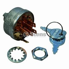 Stens 430-662 Indak Starter Ignition Switch w/ 2 Keys Kohler Engines 25 099 32-S
