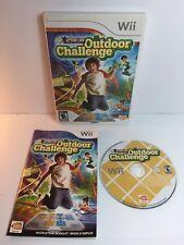 Wii- Outdoor Challenge
