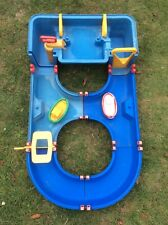 AquaPlay Portable Waterway Canal System Toy with Lock set A