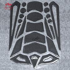 3D Gel Waterproof Motorcycle Oil Gas Fuel Tank Pad Protector Sticker Decal Fit