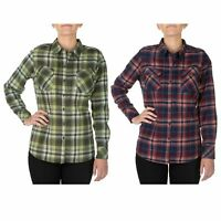 5.11 Tactical Women's Heartbreaker Flannel Shirt, Style 62382, Sizes XS-XL