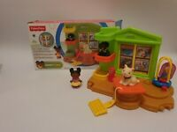 FISHER  PRICE Little People Pet Center boxed complete 2014
